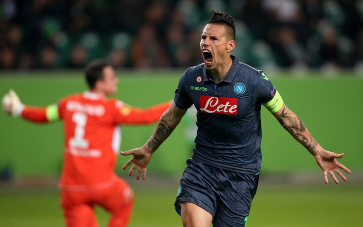 hamsik_wolfsburg_getty Napoli